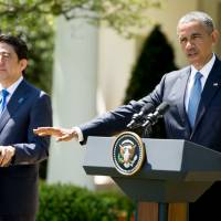 With speech, Abe faces tough sell in skeptical U.S. Congress