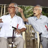 Tribute of Emperor, Empress has extra meaning for Battle of Peleliu veteran