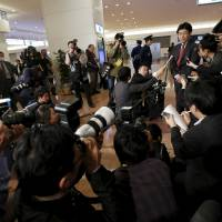 Sankei ex-Seoul bureau chief 'relieved' to be back in Japan