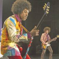 'Jimi: All is by My Side' takes liberties with the ghost of Hendrix
