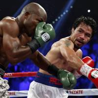 Mayweather, Pacquiao camps brace for fight week