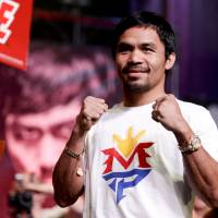 Pacquaio stays calm ahead of megafight