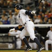A-Rod edges closer to Mays in win over Mets