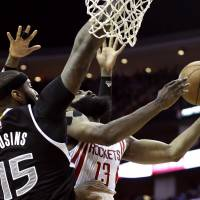 Harden drops 51 on Kings