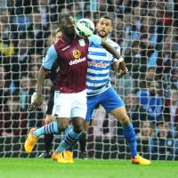 Benteke treble saves point for Villa