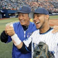 Releasing stubborn Gourriel best move for BayStars