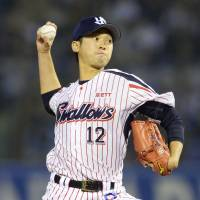 Swallows pitchers off to hot start on mound this year
