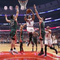 Nets even series with Hawks