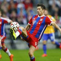 Bayern wins Bundesliga crown with four games left to play
