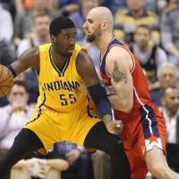 Pacers dig deep to beat Wizards, stay in playoff race