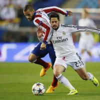 Real, Atletico draw to leave quarterfinal poised on knife edge