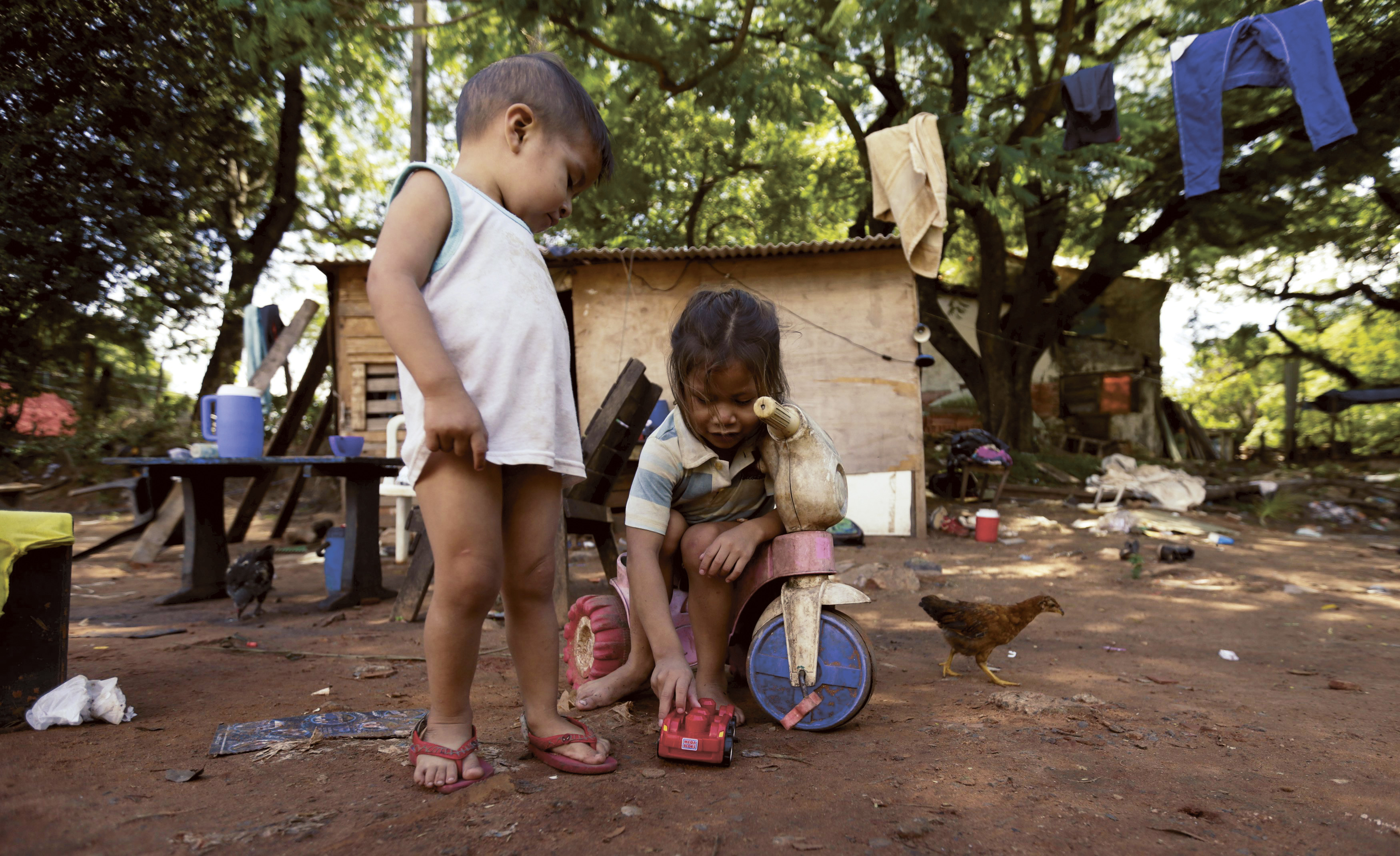 the effects of poverty on children The effects of poverty on children are wide-reaching and can lead to lifelong struggles, especially when young people don't receive full educations.
