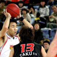 Hamamatsu torches Nara from 3-point range