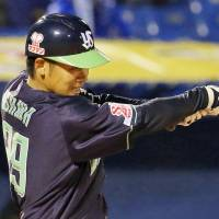 Ogawa does it all as Swallows beat BayStars
