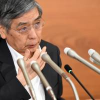 BOJ refrains from boosting stimulus after growth picks up