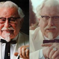 KFC resurrects Colonel Sanders in new TV ads