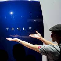With solar battery plan, Tesla CEO eyes energy revolution