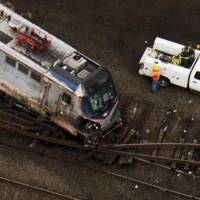 Amtrak engineer didn't report windshield strike before crash but conductor hints at radio reference
