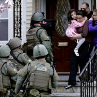Obama moves to demilitarize U.S. police after string of 'abuses'
