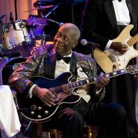 Blues legend B.B. King in hospice care at Las Vegas home