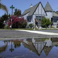 Drought forces California into first mandatory rules to save water