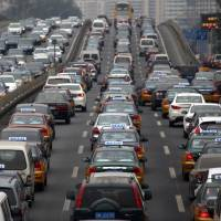 China tells its road-rage motorists to cool it