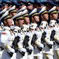 China invites Russian troops to march in World War II parade