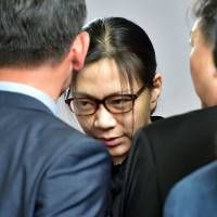 South Korea 'nut rage' airline executive freed from prison