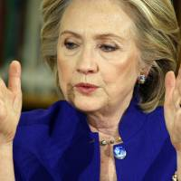 Clinton calls for immigration overhaul, draws contrasts with Republicans