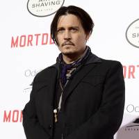Johnny Depp's dogs survive quarantine wrangle to head home