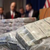 NYC heroin seizure worth record $50 million; authorities suspect just a monthly load