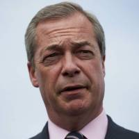 Britain's UKIP says it rejects Farage's resignation request