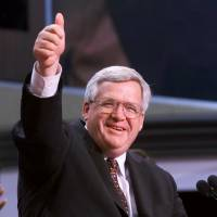 Ex-House speaker Hastert suspected of paying $3.5 million to conceal sex abuse claims in U.S.