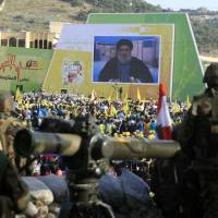 Hezbollah chief admits group fighting on Assad's side across Syria, calls Islamic State threat to world