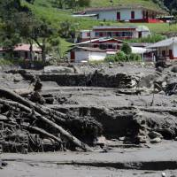 At least 52 dead in massive Colombia landslide