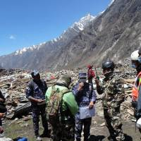 60 bodies recovered from Nepal village destroyed in quake