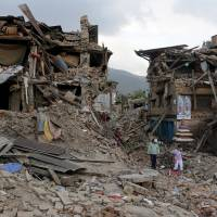 A week after disaster, Nepal rules out finding more quake survivors