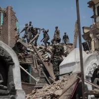101-year-old man pulled alive from Nepal quake rubble