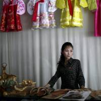 In North Korea, men call the shots, women make the money