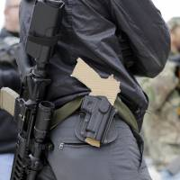 Texas lawmakers clear bill allowing open carry of handguns; governor likely to sign