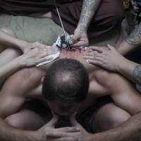 Ancient Thai tattoo masters draw foreign fans