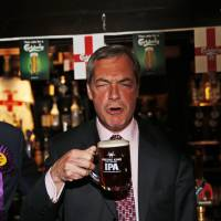 Britain's anti-EU party UKIP riven with infighting