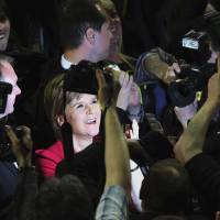 Scottish nationalists crush opponents, setting stage for new independence bid