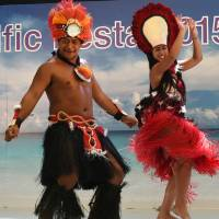 Japan better than China for region, Abe tells Pacific island leaders