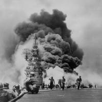 Former airman survived two WWII kamikaze missions
