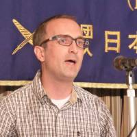 Japan Times contributor Mitchell among winners of FCCJ's first Freedom of the Press awards