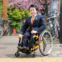 'Omotenashi' a facade, wheelchair-bound consultant says