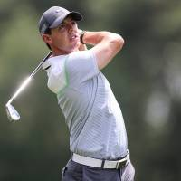 McIlroy sets record in third round