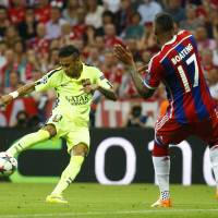 Barcelona reaches CL final despite loss to Bayern