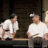Maya Inoue makes a play to refine her father's theatrical legacy